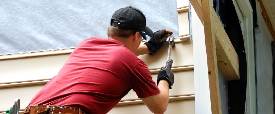 Improve Your Home With New Siding
